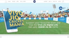 Get 168 gb 4g data with vivo phone