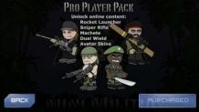 Download Mini Militia Pro Pack Latest Version