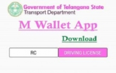 RTA M-wallet App for Driving Licence and Rc Book